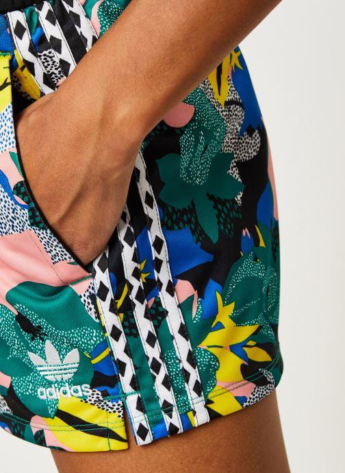 Vêtements adidas originals Shorts Multicolore vue face