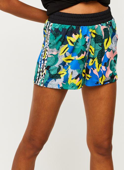 Vêtements adidas originals Shorts Multicolore vue détail/paire