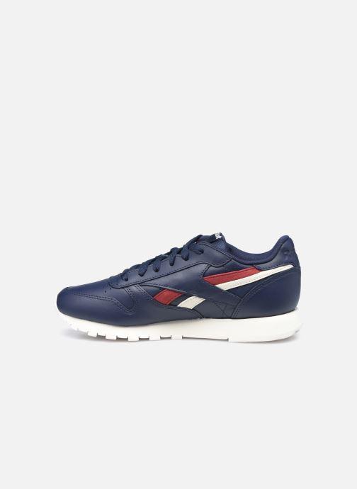 Sneakers Reebok Cl Lthr W Nero immagine frontale