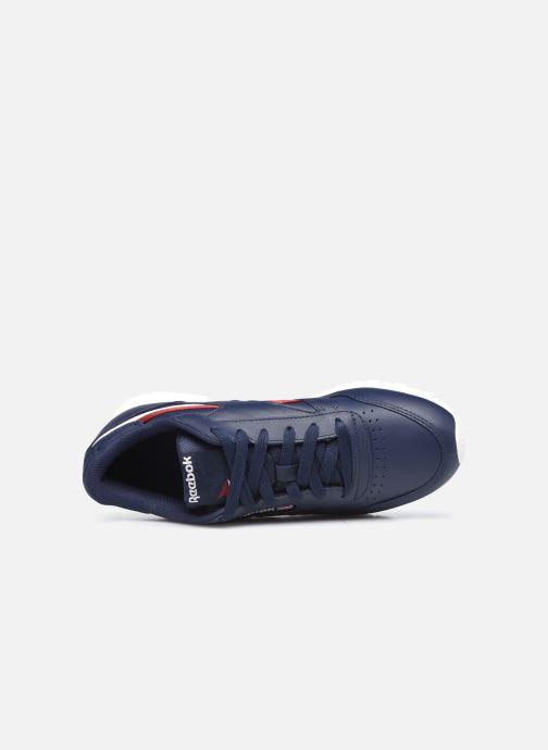 Sneakers Reebok Cl Lthr W Nero immagine sinistra