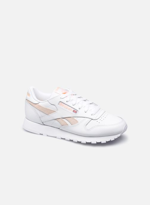 Sneaker Reebok Cl Lthr W weiß detaillierte ansicht/modell