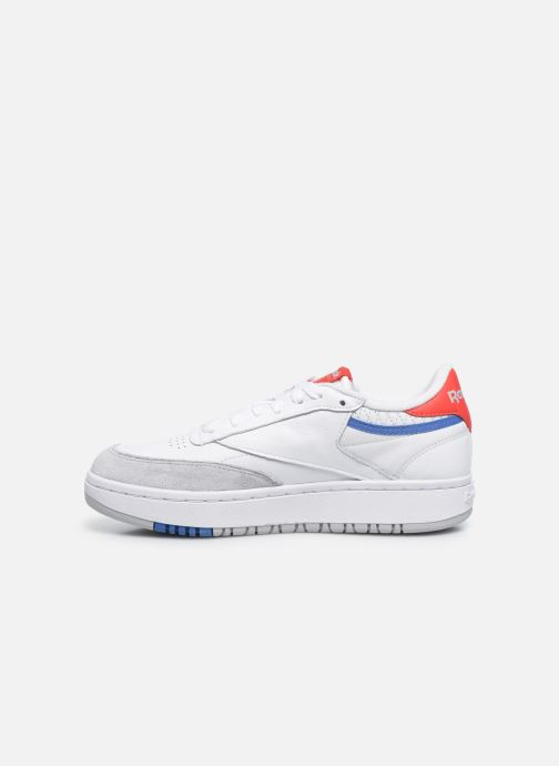 Sneakers Reebok Club C Double W Bianco immagine frontale