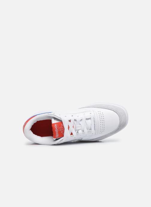 Sneakers Reebok Club C Double W Bianco immagine sinistra