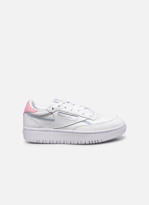 Sneakers Reebok Club C Double W Bianco immagine posteriore