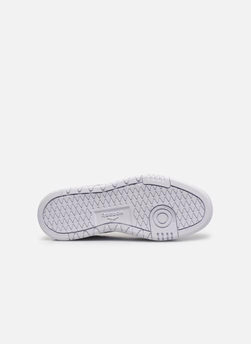 Sneakers Reebok Club C Double W Bianco immagine dall'alto