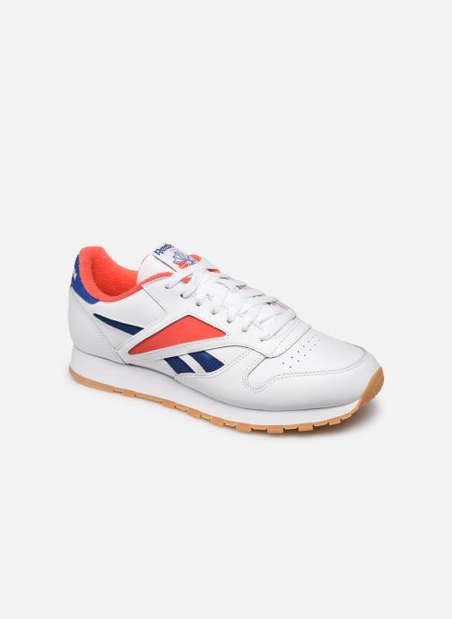Sneaker Reebok Cl Leather Mark weiß detaillierte ansicht/modell