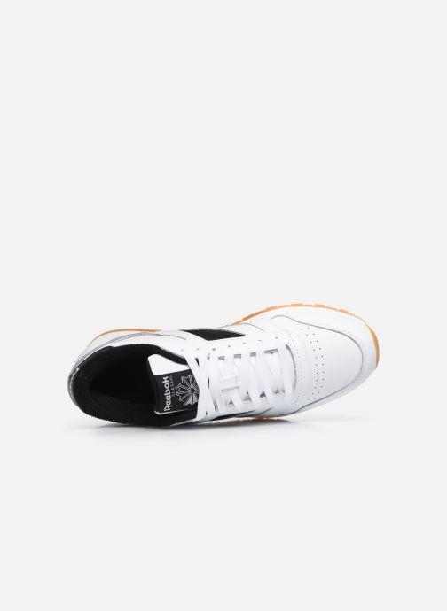 Sneakers Reebok Cl Leather Mark Wit links