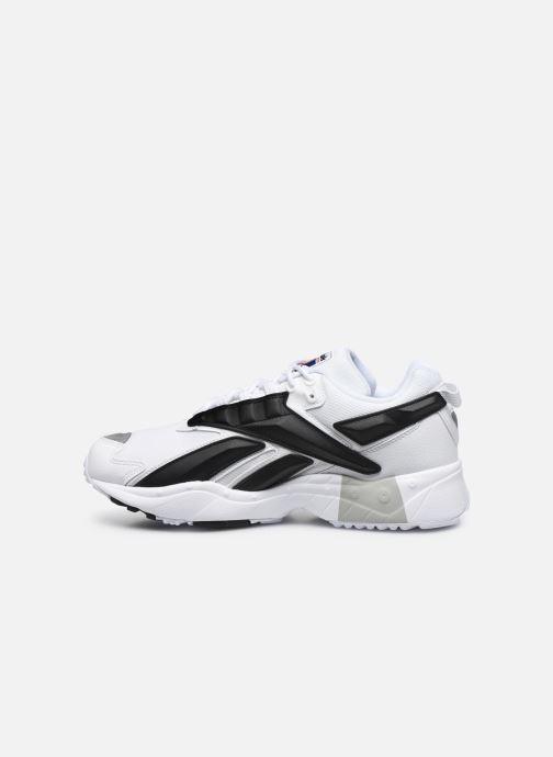 Sneaker Reebok Intv 96 weiß ansicht von vorne