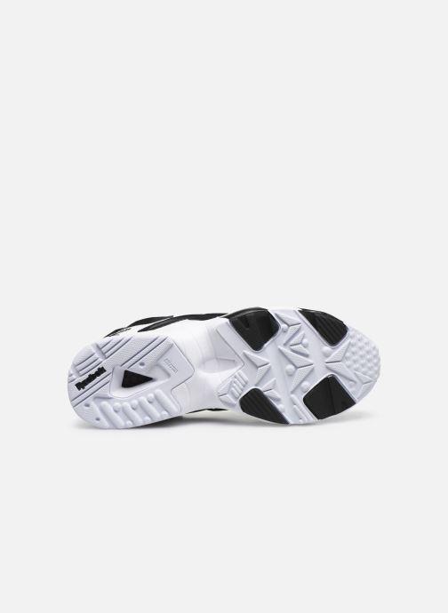 Sneaker Reebok Intv 96 weiß ansicht von oben