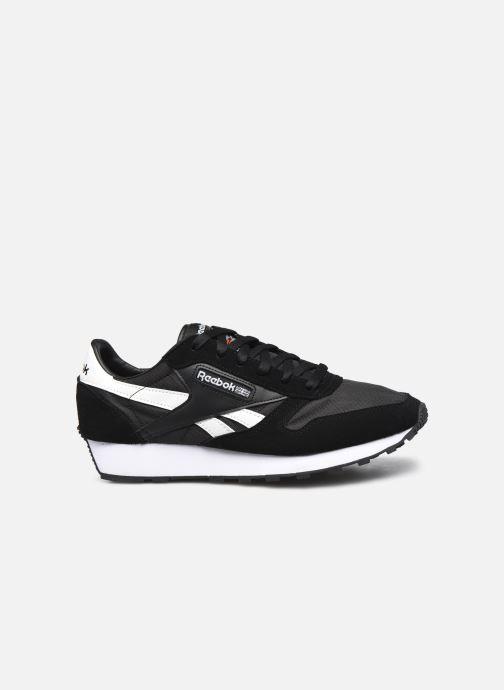 Sneaker Reebok Cl Lthr Az schwarz ansicht von hinten