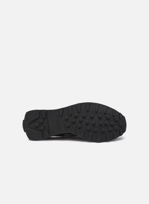 Sneaker Reebok Cl Lthr Az schwarz ansicht von oben