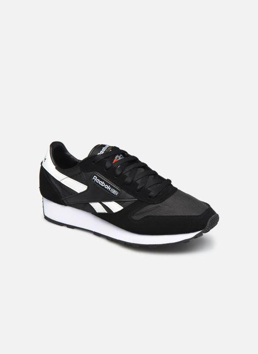 Sneaker Reebok Cl Lthr Az schwarz detaillierte ansicht/modell