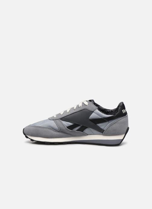 Sneakers Reebok Cl Lthr Az Grigio immagine frontale
