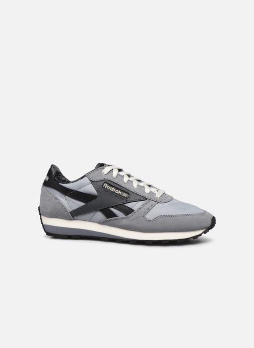 Sneakers Reebok Cl Lthr Az Grigio immagine posteriore
