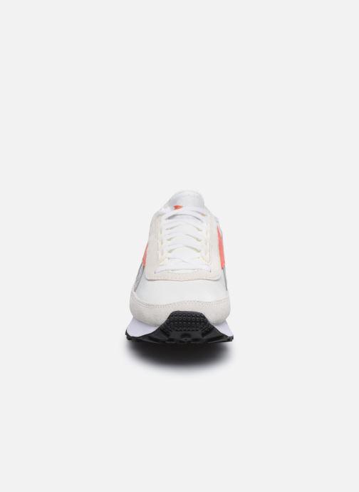 Sneaker Reebok Az Princess W weiß schuhe getragen