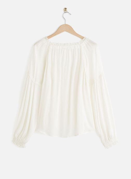 Vêtements Free People BANDA BLOUSE Blanc vue bas / vue portée sac