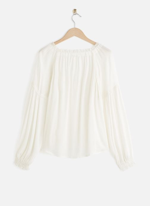 Free People Blouse - Banda Blouse (Blanc) - Vêtements (438708)