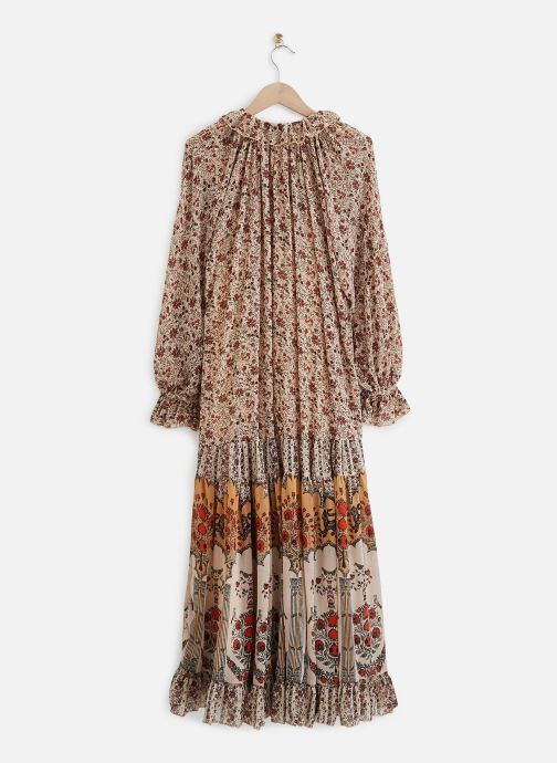 Free People Robe maxi - Feeling Groovy Border Max (Marron) - Vêtements (438718)