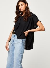 Blouse - Low Down Henley