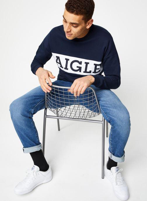 Aigle Pull - Kirou (Bleu) - Vêtements (438779)