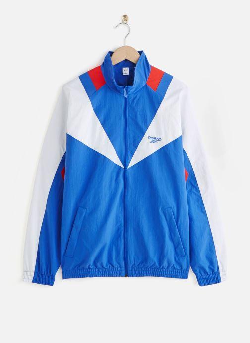 Vêtements Reebok Cl Intl Sport Twin V Tt Bleu vue détail/paire