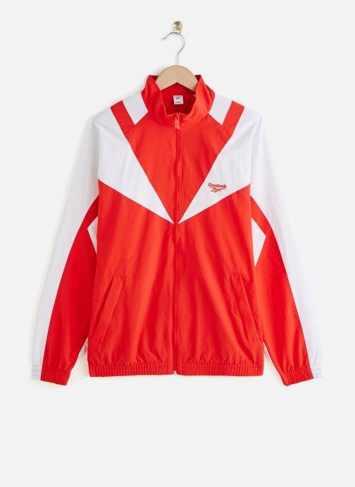 Vêtements Reebok Cl Intl Sport Twin V Tt Rouge vue détail/paire