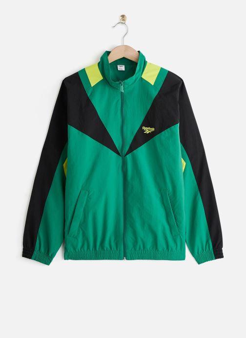Vêtements Reebok Cl Intl Sport Twin V Tt Vert vue détail/paire