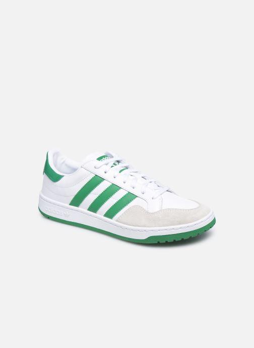 Sneakers adidas originals Team Court Bianco vedi dettaglio/paio