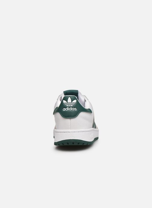 Sneakers adidas originals Team Court Bianco immagine destra