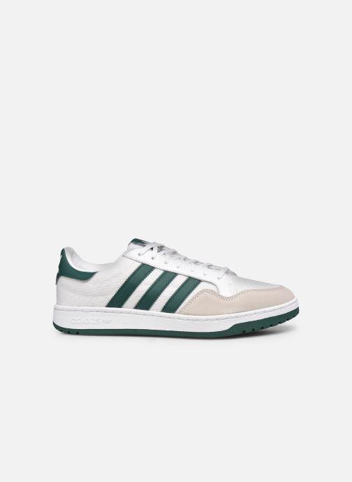 Sneakers adidas originals Team Court Bianco immagine posteriore