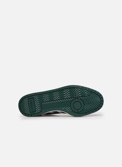 Sneakers adidas originals Team Court Bianco immagine sinistra