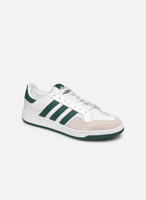 Sneaker adidas originals Team Court weiß detaillierte ansicht/modell