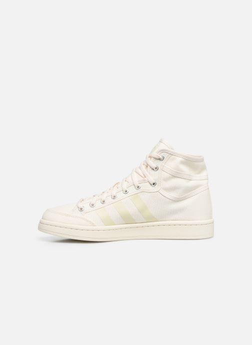 Sneaker adidas originals Americana Decon weiß ansicht von vorne