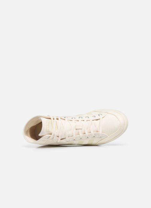 Sneaker adidas originals Americana Decon weiß ansicht von links