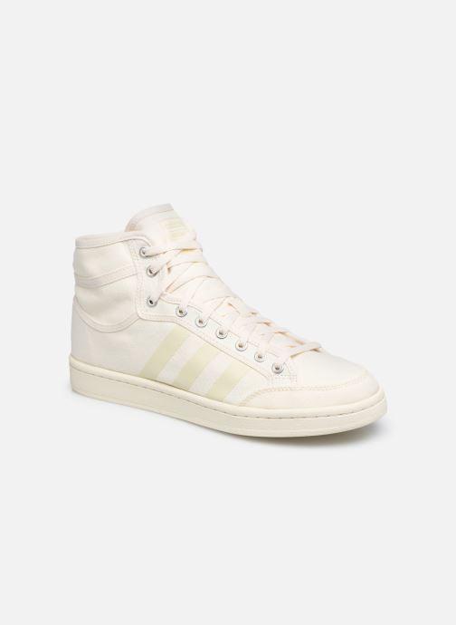 Baskets adidas originals Americana Decon Blanc vue détail/paire