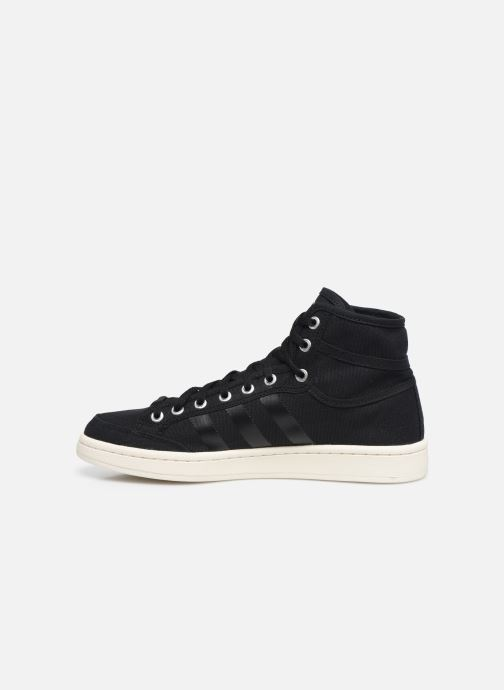Baskets adidas originals Americana Decon Noir vue face