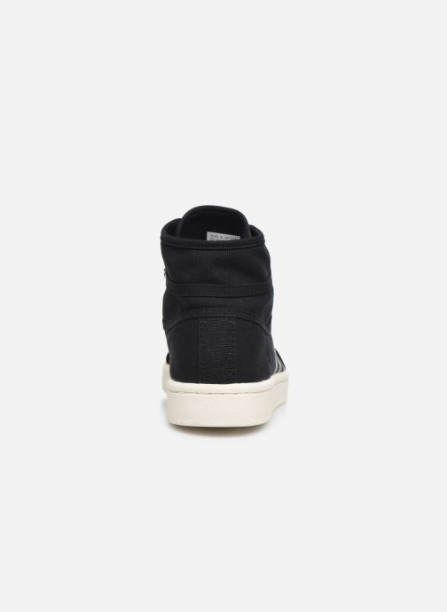 Baskets adidas originals Americana Decon Noir vue droite