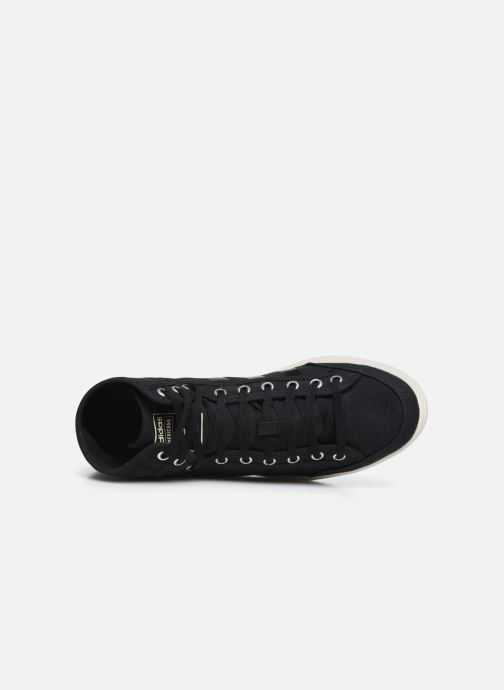 Baskets adidas originals Americana Decon Noir vue gauche