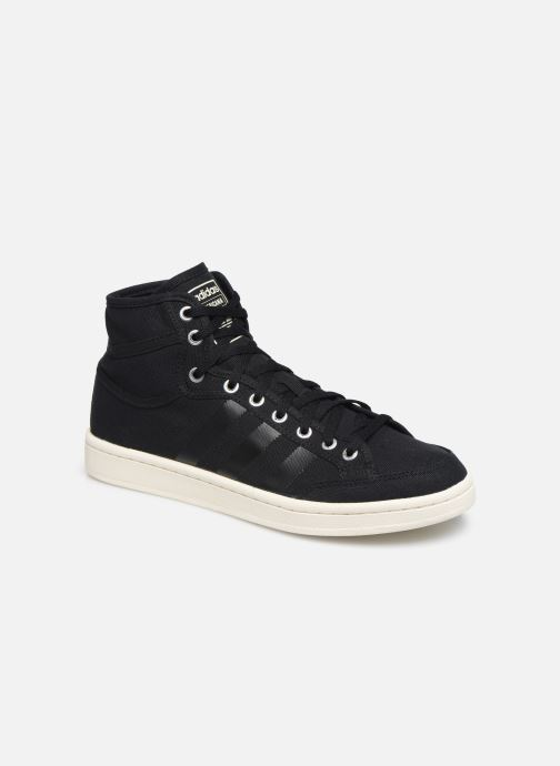 Baskets adidas originals Americana Decon Noir vue détail/paire