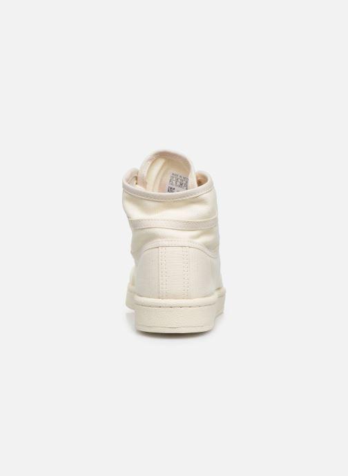 Baskets adidas originals Americana Decon W Blanc vue droite