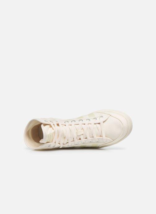Baskets adidas originals Americana Decon W Blanc vue gauche