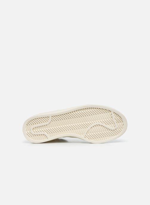 Baskets adidas originals Americana Decon W Blanc vue haut