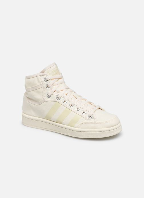 Baskets adidas originals Americana Decon W Blanc vue détail/paire