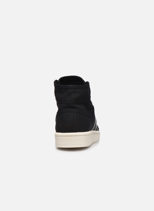 Baskets adidas originals Americana Decon W Noir vue droite