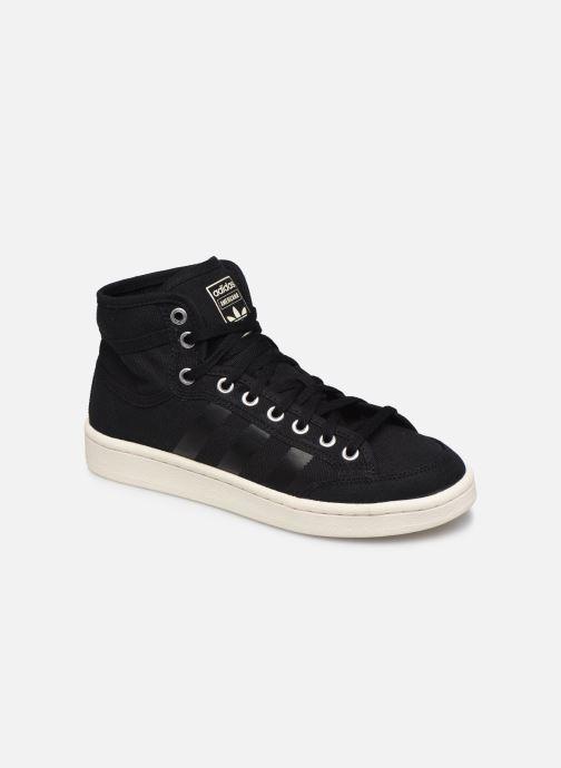 Sneaker adidas originals Americana Decon W schwarz detaillierte ansicht/modell