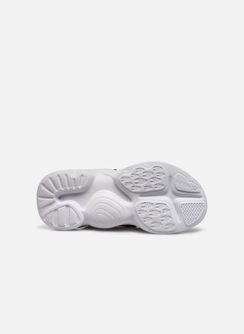 Sandali e scarpe aperte adidas originals Magmur Sandal W Giallo immagine dall'alto
