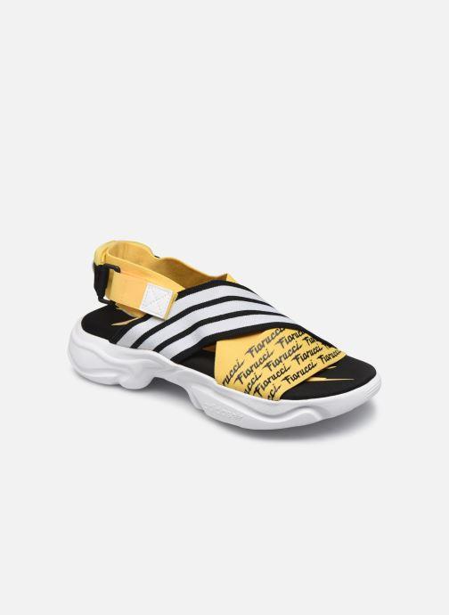 Sandalias adidas originals Magmur Sandal W Amarillo vista de detalle / par