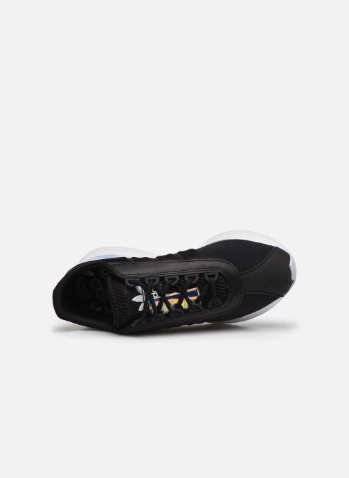 Sneakers adidas originals Sl Fashion W Nero immagine sinistra