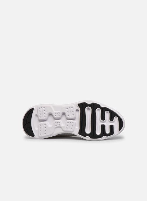 Sneaker adidas originals Zx Fuse Adiprene X weiß ansicht von oben