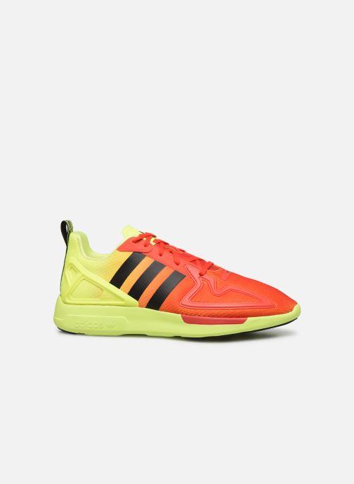 Sneakers adidas originals Zx Fuse Adiprene X Oranje achterkant